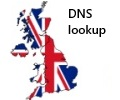 .gov.uk DNS lookup